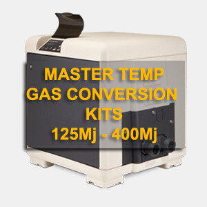 Master Temp Gas Conversion Kits 125Mj - 400Mj