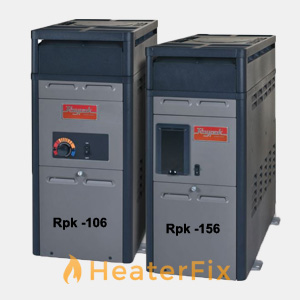 Raypak Gas Spa Heater