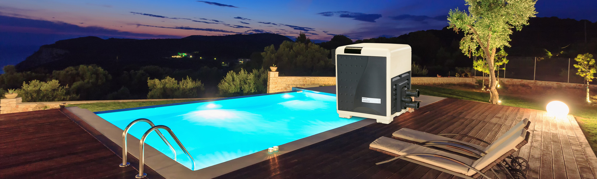MasterTemp Gas Pool Heaters
