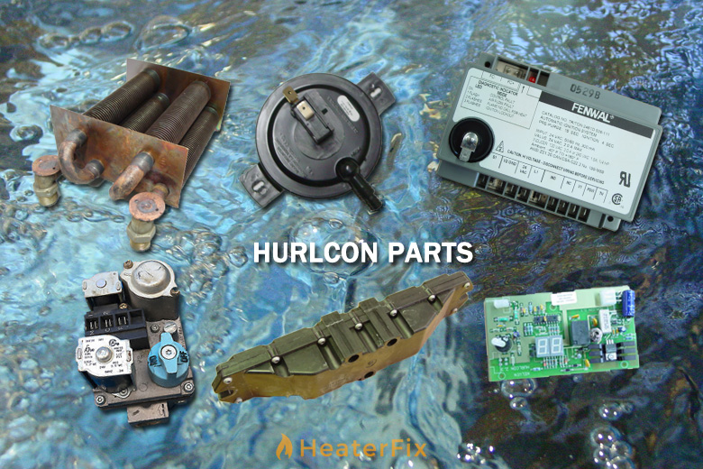 Hurlcon Spa Heater Parts Perth