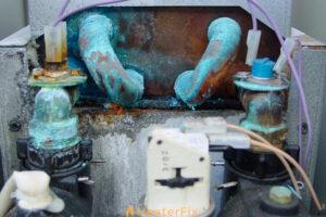 hurlcon-spa-heater-leaking