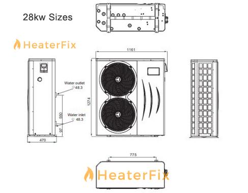 astralpool-viron-heat-pump-dimensions-28kw